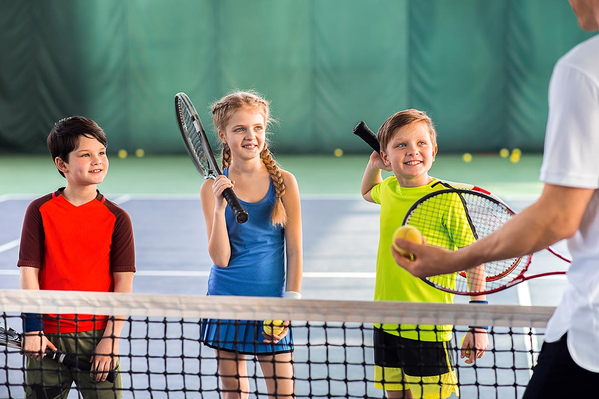 Tennis Classes For kids