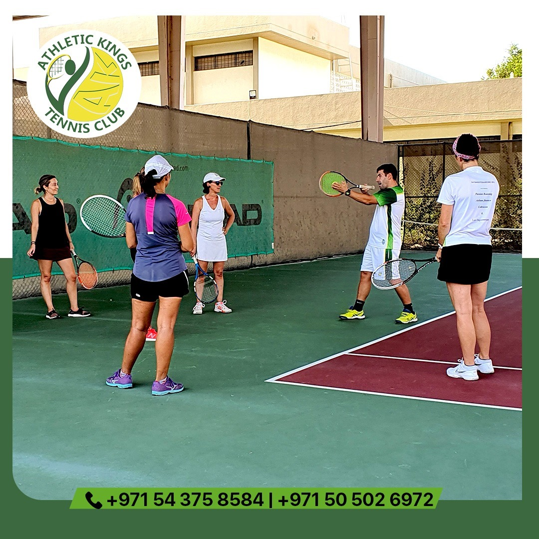 Tennis Events For Ladies